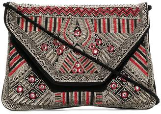 Antik Batik embellished crossbody bag