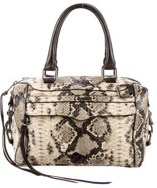 Rebecca Minkoff Embossed Morning After Bag $125 thestylecure.com