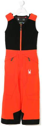 Spyder sleeveless zipped jumpsuit