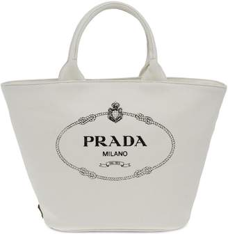 Prada Fabric handbag