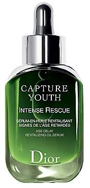 Christian Dior Women's Capture Youth Intense Rescue Age-Delay Revitalizing Oil-Serum