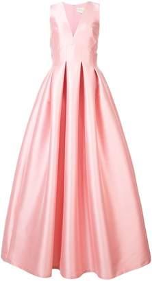 Sachin + Babi Esmeray gown