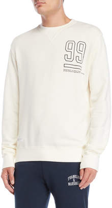 Franklin & Marshall NYC Photo Pullover Sweatshirt