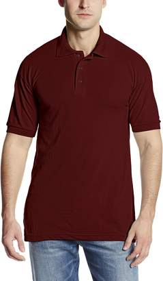 Dickies Men's Short Sleeve Pique Polo
