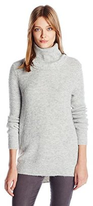 Kensie Women's Warm Touch Sweater with Turtle Neck $87.37 thestylecure.com