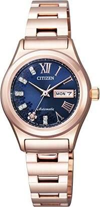 [シチズン]CITIZEN 腕時計 Citizen collection シチズンコレクション メカニカル限定モデル 限定2,000本 PD7162-55L レディース