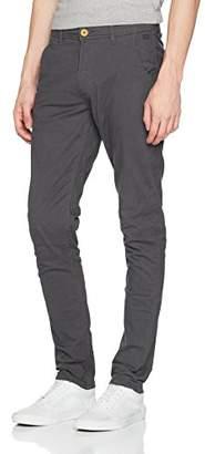 3.1 Phillip Lim Blend Men's 20703472 Trouser, (Ebony Grey), W31/L34 (Size
