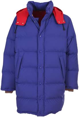 Gucci Blue down jacket