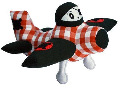 Allen Ave Bunkies Flyers Plush Toy, Stone