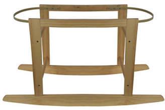 KidiComfort Wooden Bassinet Stand