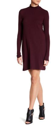 Abound Ribbed Turtleneck Dress (Juniors) $26.97 thestylecure.com