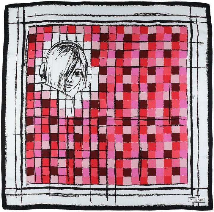 Emilio PucciEMILIO PUCCI Square scarves
