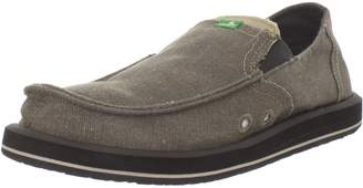 Sanuk Men's Pick Pocket Loafer 9 D, Medium