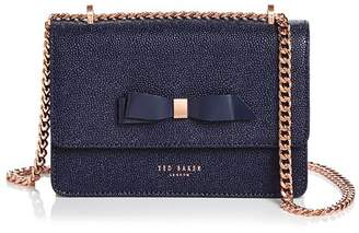 03d20a3ca350 Ted Baker Jayllaa Bow Leather Convertible Crossbody