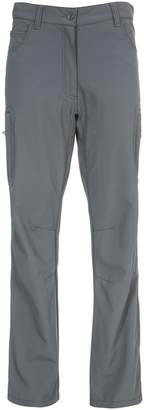 Trespass Womens/Ladies Gloom Walking Trousers (L)