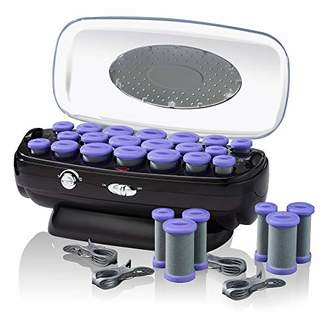 Conair INFINITIPRO BY Instant Heat Ceramic Flocked Rollers w/ Ionic Generator