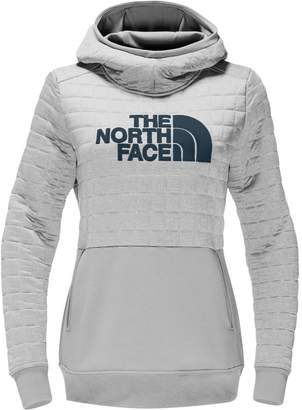 The North Face Half Dome Quilted Pullover Hoodie - Women's