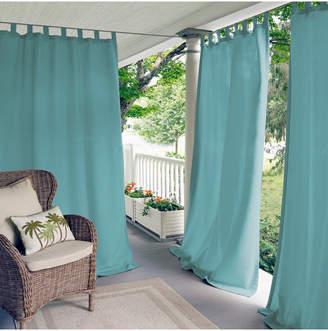 Elrene Matine Indoor/Outdoor Window Curtain Panel