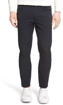 Theory &Zaine Neoteric& Slim Fit Pants $195 thestylecure.com