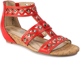 Andrew Geller Ideana Wedge Sandal - Women's