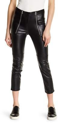 Cheap Monday Kick Spray Faux Leather Pants
