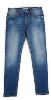 Diesel Little Girl's Newcastale Jeans
