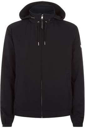 Sandro Hooded Technical Jacket