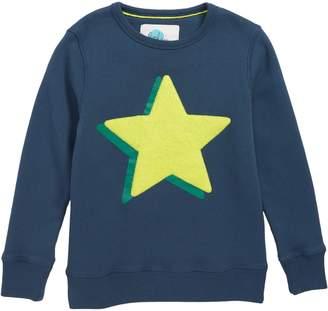Boden Mini Logo Sweatshirt