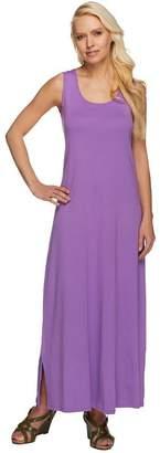 Liz Claiborne New York Essentials Scoop Neck Knit Maxi Dress