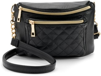 Apt. 9 Connie Quilted Convertible Crossbody Bag