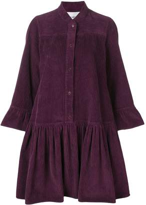 Henrik Vibskov corduroy shirt dress