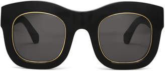Illesteva Hamilton Ring Sunglasses