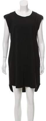3.1 Phillip Lim Virgin Wool Mini Shift Dress