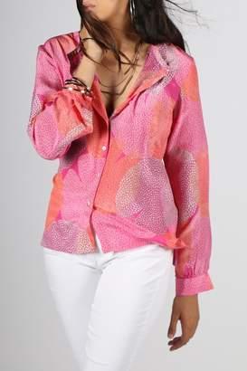 Pink Lotus Rasa Pink-Lotus Osho Shirt