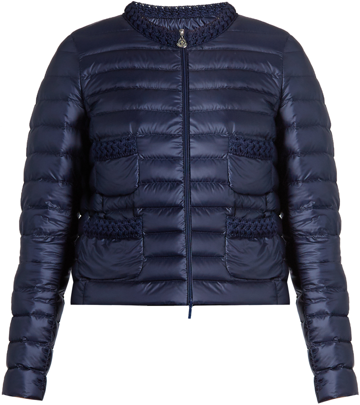 Moncler MONCLER Palmier quilted down jacket