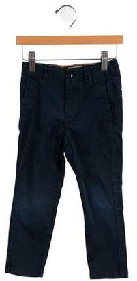Bellerose Kids Boys' Woven Straight-Leg Pants