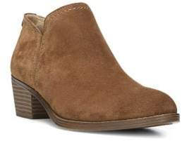 Naturalizer Zarie Suede Ankle Boots