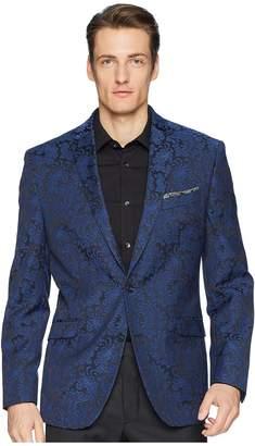 Kenneth Cole Reaction Brocade Sport Coat Men's Jacket