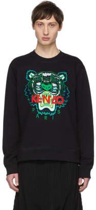 Kenzo Black Tiger Sweatshirt