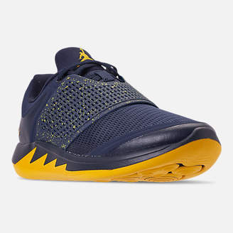 c3d6c66332cafb Nike Men s Jordan Grind 2 Michigan Wolverines Running Shoes