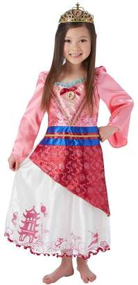 Rubie's Costume Co Masquerade Disney Princess - Storyteller Mulan Costume - Medium