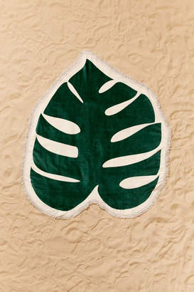 ban.do Monstera Leaf Oversized Beach Towel