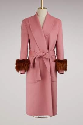 Prada Reversible Coat