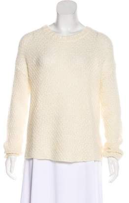 Moncler Crew Neck Knit Sweater