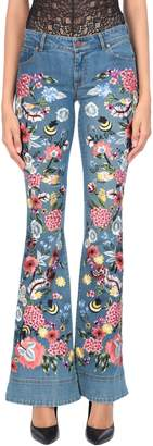 Alice + Olivia JEANS Denim pants - Item 42696682AJ
