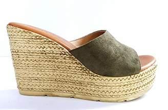 Zigi Women's Aubry Wedge Sandal 6.5 Medium US