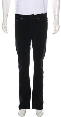 Christian Dior Flat Front Pants