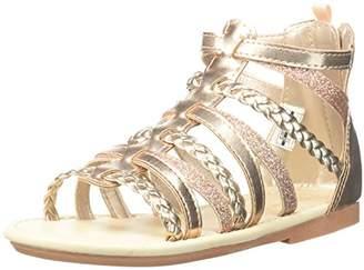 Carter's Girls' Smile Gladiator Sandal