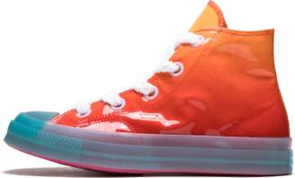 Converse Chuck 70 Big Eyelets HI Kumquat/Cherry Red