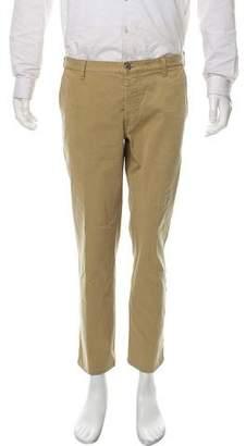 Gucci Chino Flat-Front Pants